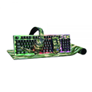 Set Tastatura+Miš+Slusalice CM669 4u1 Gaming Army Design